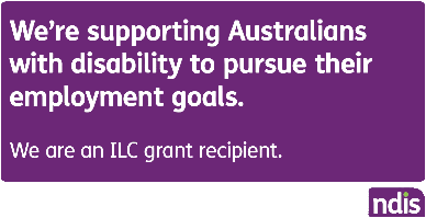 We are an ILC Grant Recipient